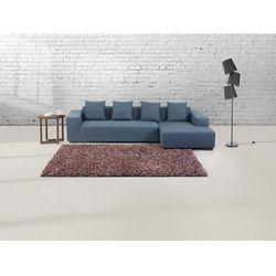 Dywan kolorowy - 80x150 cm - Shaggy - poliester - ISTANBUL