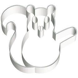 Forma do wykrawania ciastek Wiewiórka Przytulanka Brikmann (4026883197275)