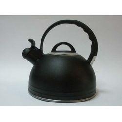Florentyna Czajnik nierdzewny 2l czarny mat lakierowany -art 500npl (5907521510047)