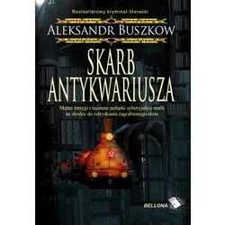 SKARB ANTYKWARIUSZA - Wysyłka od 3,99 - porównuj ceny z wysyłką, książka z kategorii Fantastyka i scienc