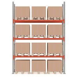 Regał paletowy ultimate moduł podstawowy 12 palet 4000x2750x1100 mm marki Array