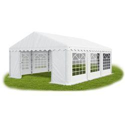 4x6x2m solidny namiot ogrodowy wystawowy cateringowy na imprezę summer - 24m2 marki Das company