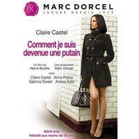 DVD Marc Dorcel - Claire Castel: How I Became a Whore