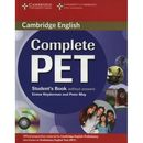 Complete PET Student's Book (podręcznik) without Answers with CD-ROM (2010)