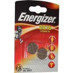 Energizer CR2016 - blister (2szt.) (7638900248340)