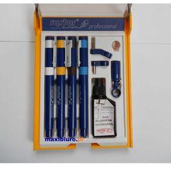 Zestaw Rapidograf Rystor Super Professional 0,25-0,7mm 4szt. - produkt z kategorii- Przybory kreślarskie