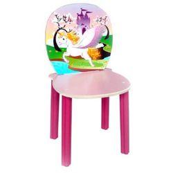 HESS Krzesełko Jednorożec z kategorii Krzesła i stoliki