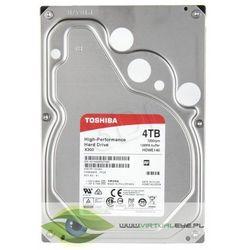 Dysk HDD TOSHIBA X300 3,5\