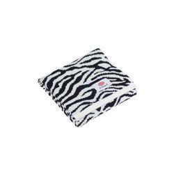 Le pampuch Kocyk bawełniany 100x80 zebra 5o38e2