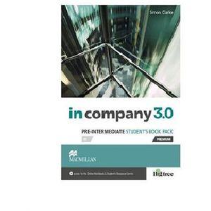In Company 3.0 Pre-Intermediate. Podręcznik + Ćwiczenia Online