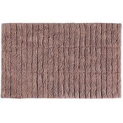 Dywanik łazienkowy tiles różowy marki Zone denmark