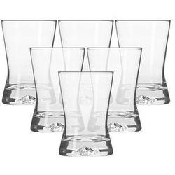 Krosno / casual x-line Krosno x-line szklanki do napojów 150 ml 6 sztuk