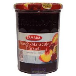 Dżem wiśnia-marakuja-brzoskwinia od producenta Domyślny
