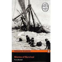 Stories of Survival + MP3 CD. Penguin Readers (9781408232101)