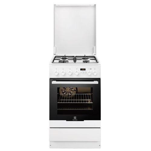 EKK54553 marki Electrolux - kuchnia gazowo-elektryczna