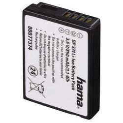Hama akumulator - zamiennik Panasonic DMW-BCG10 (4007249773746)