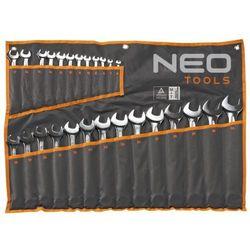 Neo Zestaw kluczy płasko-oczkowych 09-034 6 - 24 mm (19 elementów) + darmowy transport! (5907558411621)