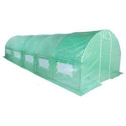 Tunel foliowy  300 x 800 cm (24 m2) zielony, marki Home&garden