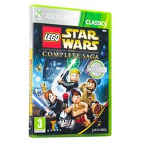 Lego Star Wars The Complete Saga (Xbox 360)