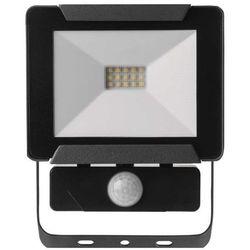 Emos Projektor led ideo 10w neutralny z czujnikiem pir zs2711 (8592920039946)