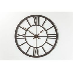 KARE Design :: Zegar ścienny Factory LED