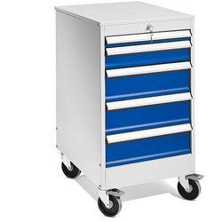 Podwieszane szafki z 5 szufladami - wysokość:960 mm marki Array
