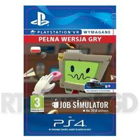 Job Simulator (PS4)