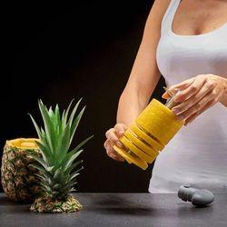 Stalowy krajacz do ananasa Lurch (LU-00010246)