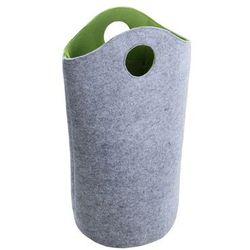 Wenko Filcowa torba na pranie, zakupy universal - 2w1, (4008838344392)