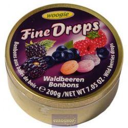 Landrynki w puszce leśne owoce od producenta Domyślny