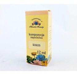 Kompozycja Zapachowa - Olejek - KOKOS OLEJEK ZAPACHOWY - produkt z kategorii- Olejki eteryczne