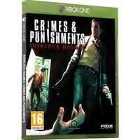 Sherlock Holmes Zbrodnia i kara (Xbox One)