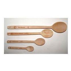 Komplet łyżek drewnianych od Mr Bróg