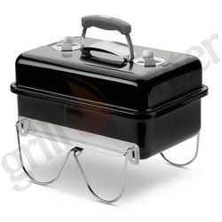 Grill węglowy Go Anywhere firmy Weber - produkt dostępny w GrillCenter.com.pl