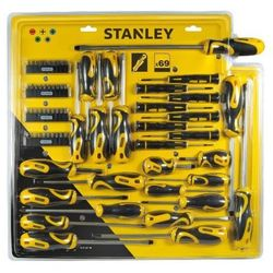 Stanley zestaw wkrętaków 69 elem. (3253560621391)