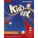 Kid's Box 2 Second Edition. Ćwiczenia z Dostępem do Ćwiczeń Online (2014)