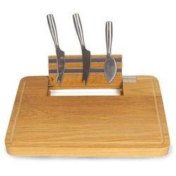 - deska do serów z 3 nożami, party marki Boska
