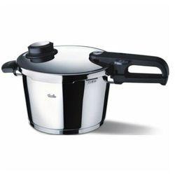 Szybkowar FISSLER Vitavit Premium + wkład do gotowania na parze z dziurkami (22 cm)
