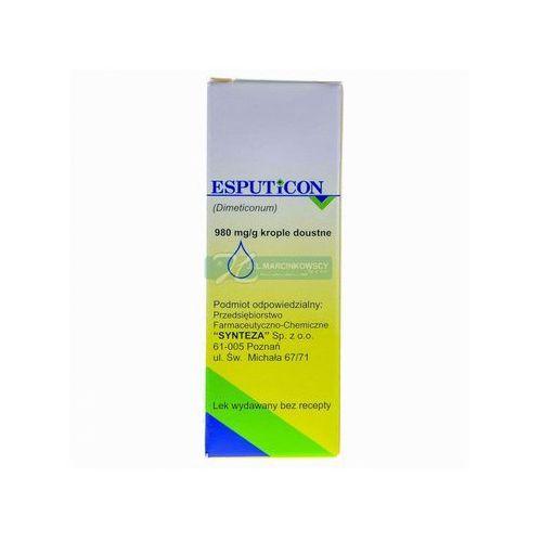 Esputicon krople 5 g (lek na wzdęcia)