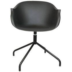 Stacjonarne krzesło obrotowe do biura i gabinetu Roundy
