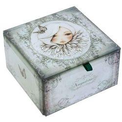 Mirabelle, Augustine, szklane pudełko na ozdoby