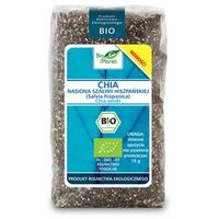 Bio planet Chia (nasiona szałwii hiszpańskiej) bio 400g -  (5907814668172)