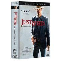 Imperial cinepix Justified: bez przebaczenia - sezon 1 (dvd) -