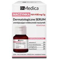 Bielenda, Dr Medica, Naczynka, serum zmniejszające widoczność naczynek, na dzień i noc 30 ml - produkt z k
