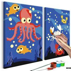 Bimago Selsey zestaw do malowania na dnie oceanu