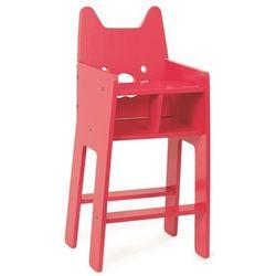 Janod - Krzesełko dla lalek Babycat - odbiór w 2000 punktach - Salony, Paczkomaty, Stacje Orlen