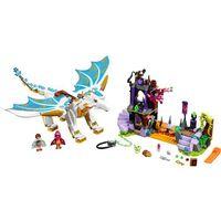 Lego ELFY Elves, na ratunek królowej smoków 41179