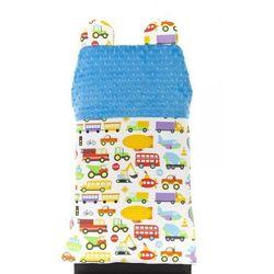Cuddly Zoo, Środki transportu, Cudly back, Azure, oparcie na krzesło - sprawdź w wybranym sklepie