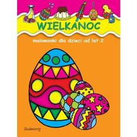Wielkanoc Malowanki dla dzieci od lat 2 (2012)