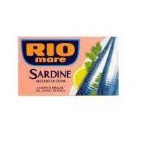 Sardynki w oliwie z oliwek Rio Mare 120 g